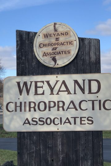 Weyand Chiropractic Associates | 20 Park Drive, Hornell, NY 14843